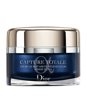 Capture Totale Night Cr??me Jar, 60 mL