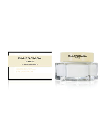 Paris Body Cream, 5 oz.