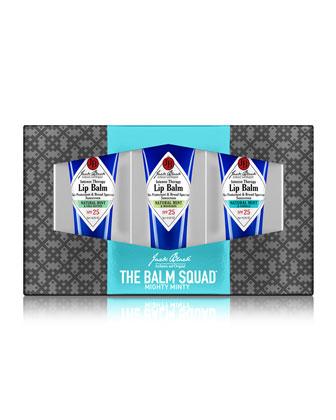 The Balm Squad Limited Edition Lip Trio, 0.25 oz. each