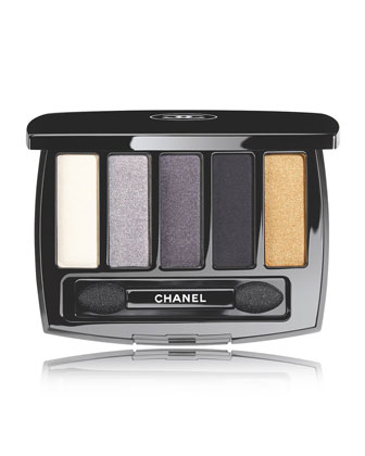 LES 5 OMBRES DE CHANEL - PLUMES PRECIEUSES Eyeshadow Palette - Limited Edition