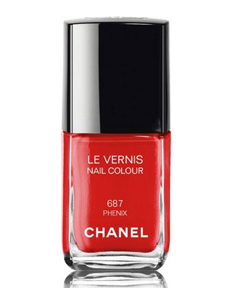 LE VERNIS - PLUMES PRECIEUSES Nail Colour 0.4 oz. - Limited Edition