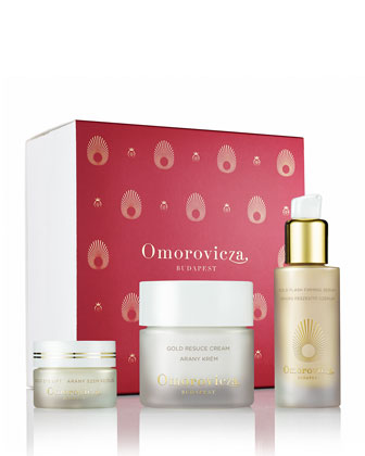 LIMITED EDITION Gold Facial Set