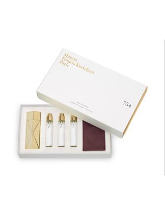 754 Eau de Parfum Travel Set, 4 each, 0.37 oz.