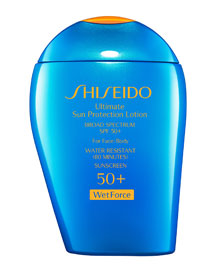 Ultimate Sun Protection Lotion SPF 50+ WetForce, 3.3 oz.