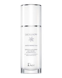 Diorsnow White Perfection Anti-spot & Transparency Brightening Serum