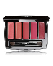 HARMONIE LEVRES - COLLECTION LA PERLE DE CHANEL Lip Palette - Limited Edition