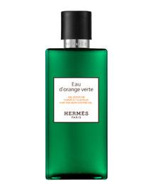 Eau d'orange verte Hair and Body Shower Gel, 6.7 oz.