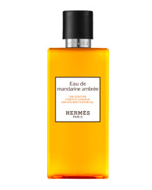 Eau de mandarine ambr�e Hair and Body Shower Gel, 6.7 oz.
