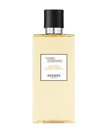 Terre d'Herm�s Hair and Body Shower Gel, 6.7 oz.