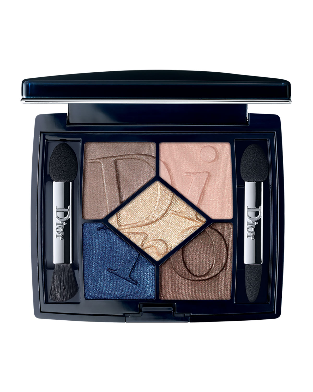 Dior Beauty Limited Edition 5 Couleurs Eyeshadow Palette - Cosmopolite Collection, 866 Eclectic