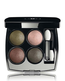LES 4 OMBRES - COLLECTION LES AUTOMNALES Multi-Effect Quadra Eyeshadow