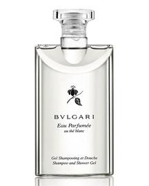 Eau Parfum�e Au Th� Blanc Shampoo and Shower Gel, 6.8 oz.