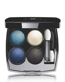 LES 4 OMBRES - BLUE RHYTHM DE CHANEL COLLECTION Multi-Effect Quadra Eyeshadow