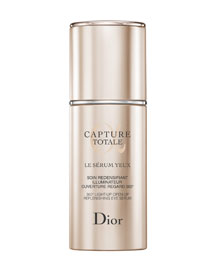 Capture Totale 360� Light-Up Open-Up Replenishing Eye Serum, 15 mL