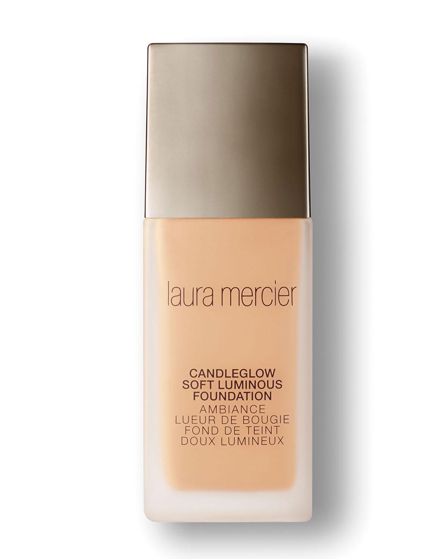 Laura Mercier Candleglow Soft Luminous Foundation, 1.0 oz, Tan (Buff)