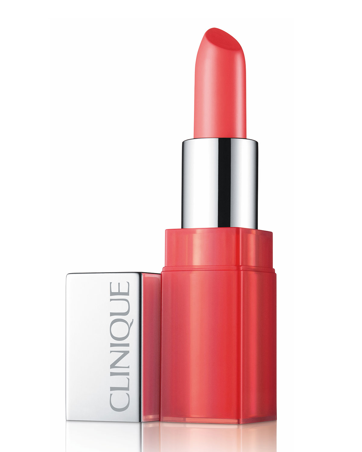 Clinique Pop Glaze Sheer Lip Colour + Primer, Red (Sugar Plum Pop)