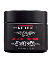 Age Defender Moisturizer for Men, 2.5 oz.
