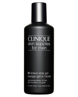 Clinique Men's M Shave Aloe Gel