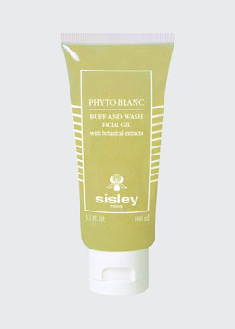 Sisley-Paris Phyto-Blanc Buff and Wash Facial Gel