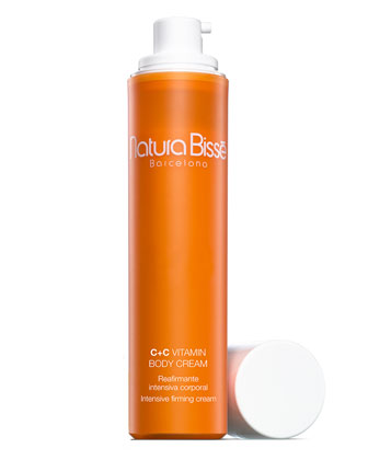 C+C Vitamin Body Cream, 250 mL