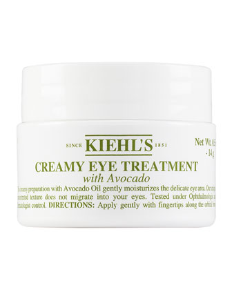 Creamy Eye Treatment with Avocado, 0.5 oz NM Beauty Award Finalist 2014
