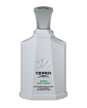 Green Irish Tweed Hair & Body Wash