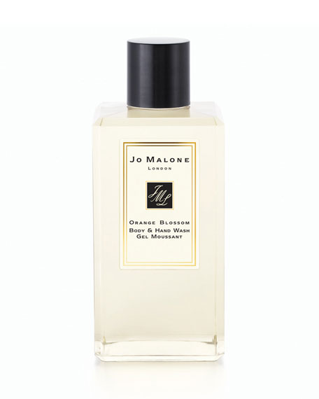 Orange Blossom Body & Hand Wash, 8.5 oz.