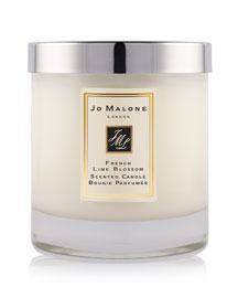 Lime Blossom Home Candle, 7 oz.