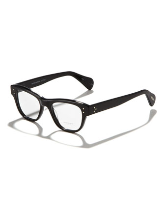 Parsons Fashion Glasses, Black