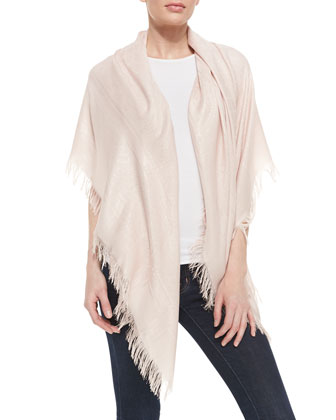 Shawl Cavendish, Pink