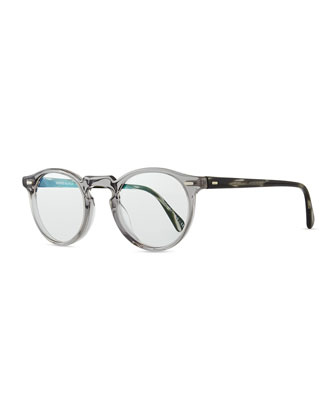 Gregory Peck Fashion Glasses, Gray