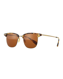Executive I Round Sunglasses