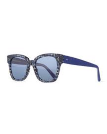 Terry Square Sunglasses