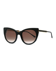 Bunny Cat-Eye Sunglasses