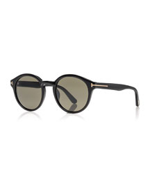 Lucho Sunglasses w/Barberini Lenses