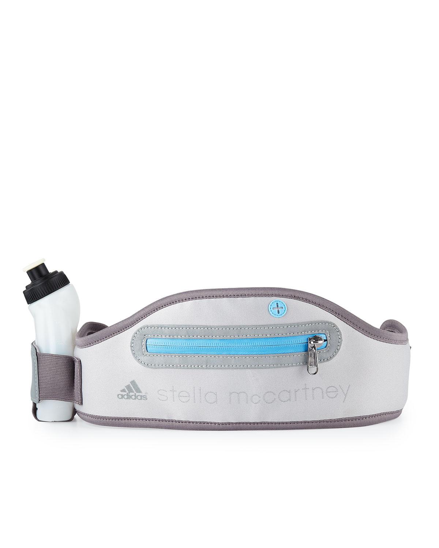 adidas by Stella McCartney Tech-Fabric Run Belt w/Squeeze Bottle
