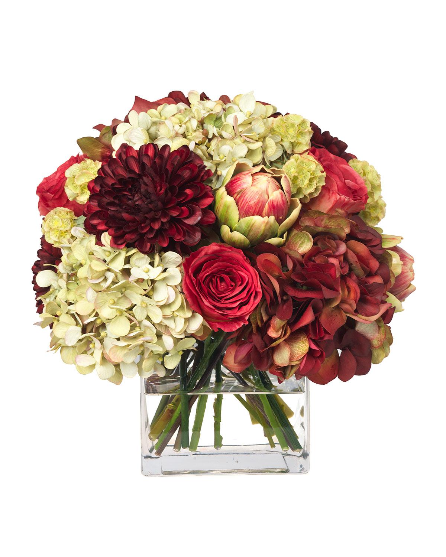 Diane James Faux Floral Arrangement