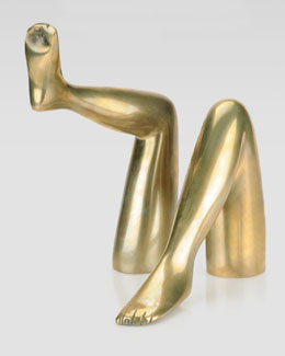 Kelly Wearstler Brass Legs