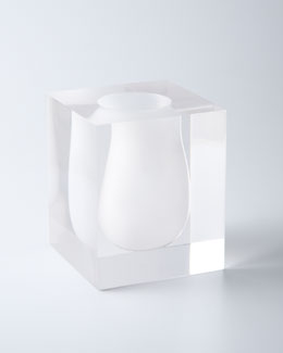 "Jonathan Adler ""Bel Air Scoop"" Vase"