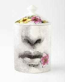 Fornasetti Flor di Bacio Scented Candle