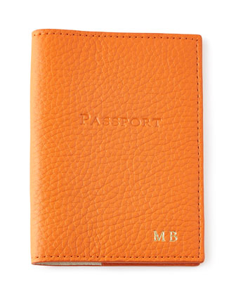 Personalized Passport Case