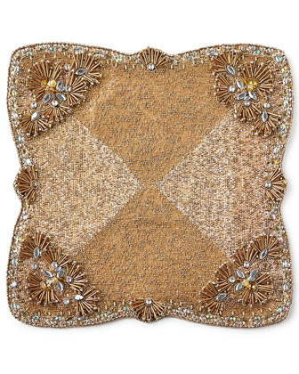 Trevi Beaded Placemat