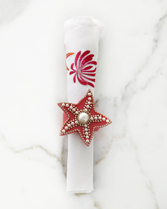 Sea Star Napkin Ring