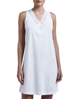 Moments Tank Gown, White