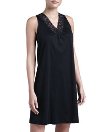 Moments Tank Gown, Black