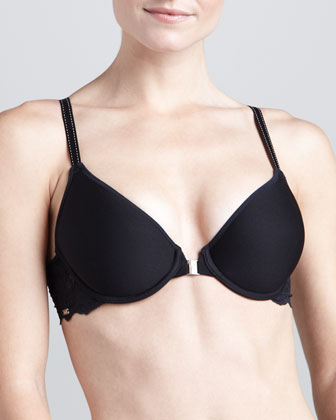 Rive Gauche Spacer-Cup T-Back Convertible Bra