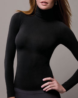 Spanx On Top & In Control Classic Chic Turtleneck