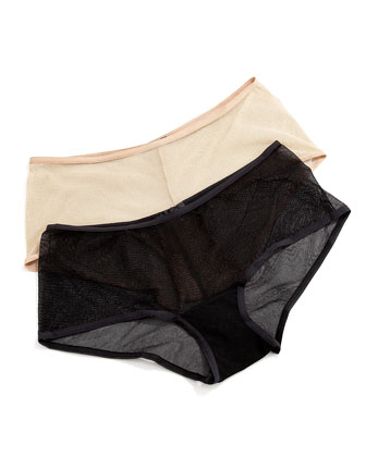 New Soire Low-Rise Hotpants