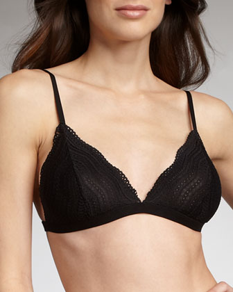 Dolce Soft Bra, Black