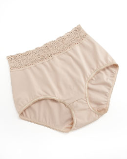 Wacoal Cotton Suede Brief